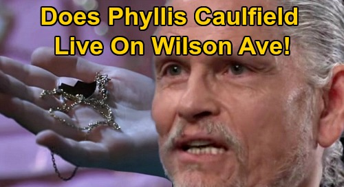 General Hospital Spoilers: Is Phyllis Caulfield Living on Wilson Avenue, Nina's Nurse Linked to Cyrus – Two GH Mysteries Solved?