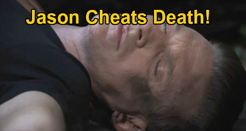 General Hospital Spoilers: Jason Cheats Death, Fights Back with Sonny & Taggert – Full-Blown War After Cyrus' Fatal Attack