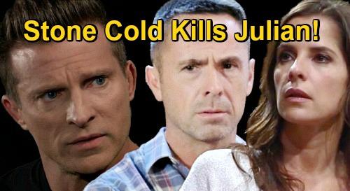General Hospital Spoilers: Jason Kills Julian - Sam Blames Stone Cold For Not Saving Dad, 'JaSam' Done Forever?