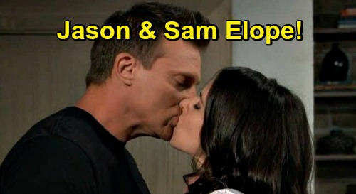General Hospital Spoilers: Jason & Sam Elope On New GH Episodes – 'JaSam' Waited Long Enough, Marry ASAP?