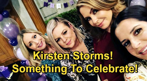 General Hospital Spoilers: Kirsten Storms Exciting Milestone – 21 Years in Daytime for GH Star and Days of Our Lives Alum