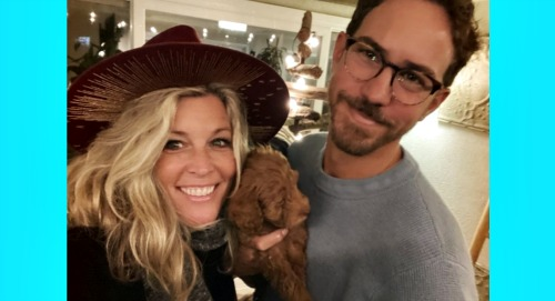 General Hospital Spoilers: Laura Wright & Wes Ramsey's New Puppy - Adorable Pooch Joins The Family