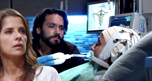 General Hospital Spoilers: Lulu's Coma Awakening Derails Dante's Story with Sam – Can't Compete with 'Lante' Love?