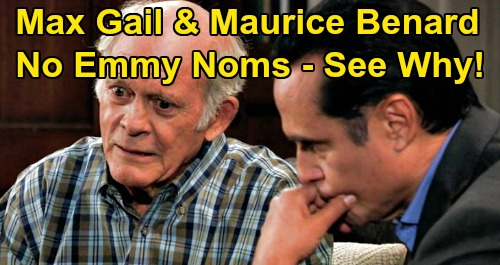General Hospital Spoilers: Max Gail Responds to Fan Outrage Over No Daytime Emmy Nomination – Mike Corbin Star Explains Why
