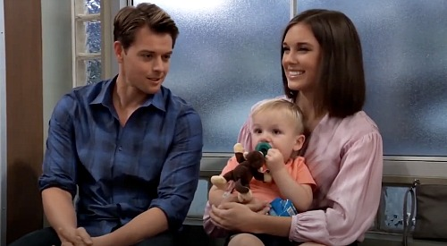 General Hospital Spoilers: Michael & Willow Deserve a Chance as a Real Couple with Wiley – GH Fans Support Adorable Family