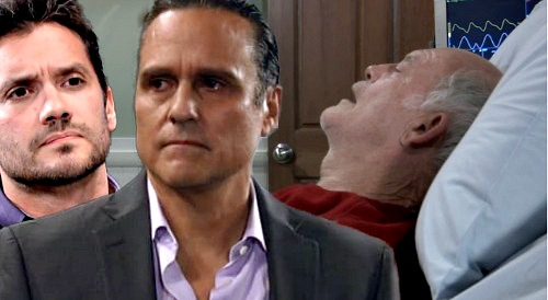 General Hospital Spoilers: Mike's Death Sets Up Sonny & Dante's Father-Son Reunion – Bittersweet Reconnection on New GH Episodes