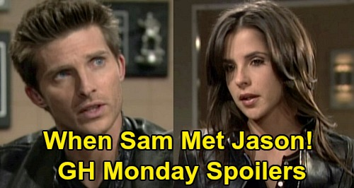 General Hospital Spoilers: Monday, June 22 – Sam Meets Jason For The First Time – Corinthos Empire Destruction