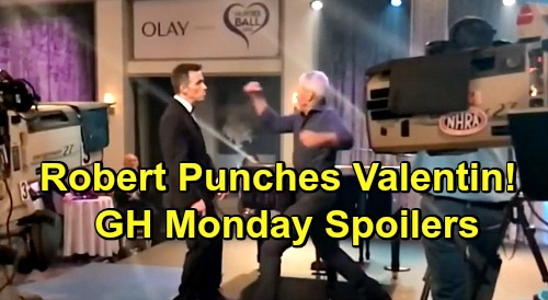 General Hospital Spoilers: Monday, June 8 – Maxie Goes Into Labor – Jason Warns Michael About Nelle – Robert Punches Valentin