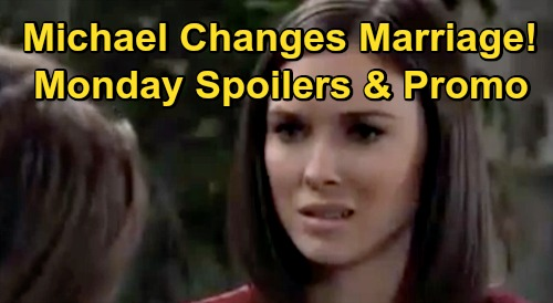 General Hospital Spoilers: Monday, November 30 – Michael Changes Marriage – Olivia Matchmaking - Dante & Laura Argue Over Lulu