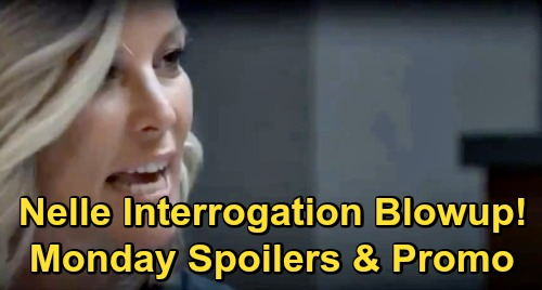 General Hospital Spoilers: Monday, October 19 – Valentin Offers to Find Phyllis Caulfield – Carly's Nelle Interrogation Outburst