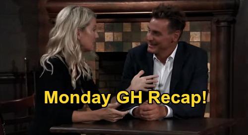 General Hospital Spoilers: Monday, September 14 Recap - Felix Overhears Britt & Julian - Nina Reveals Amazing Past to Jax
