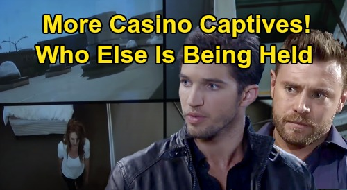General Hospital Spoilers: More Casino Captives Revealed – See Who Else Besides Holly Is Being Held At Hotel Hell?