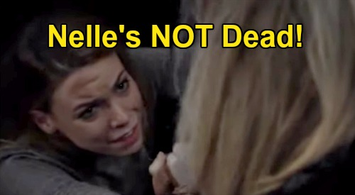 General Hospital Spoilers: Nelle's NOT Dead, See The Evidence – 4 Reasons Nina's Daughter Shows Back Up Alive