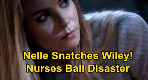 General Hospital Spoilers: Nelle Kidnaps Wiley During Nurses Ball - Michael & Willow Return Home To Find Son Missing?