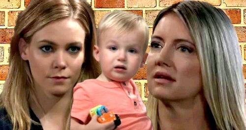 General Hospital Spoilers: Nelle Motherhood Disaster After Wiley Custody Win – Grandma Nina Steps Up to Help Daughter?