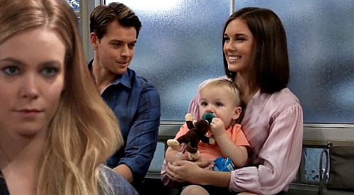 General Hospital Spoilers: Nelle Out For Revenge After Custody Decision - Attacks Michael, Willow & Wiley Family