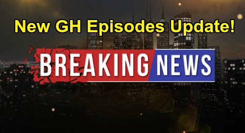 General Hospital Spoilers: New GH Episodes Update - Los Angeles County Officially Open To Filming June 12