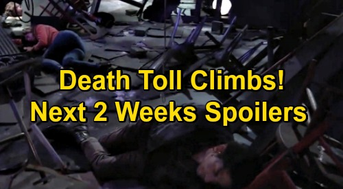 General Hospital Spoilers Next 2 Weeks: Death Toll Climbs – Life-Support Ends - Ava's Ultimatum for Julian