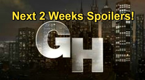 General Hospital Spoilers Next 2 Weeks: Julian's Terrible End - Surprise PC Visitor - Martin Confesses – Tracy's Disaster
