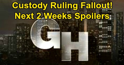 General Hospital Spoilers Next 2 Weeks: Maxie's Pregnancy – Custody Fallout, Selling Out, and Unexpected Betrayals