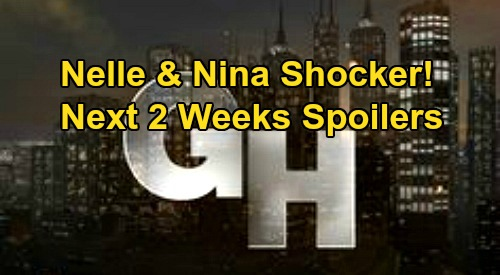 General Hospital Spoilers Next 2 Weeks: New Episodes Return – Nelle's Crushing Blow – Michael & Willow Get Closer – Sonny's Crisis