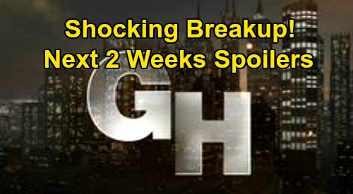 General Hospital Spoilers Next 2 Weeks: Shocking Breakup – Nelle Graveside Drama – Peter's Mom Revealed – Chase Suspects Sasha