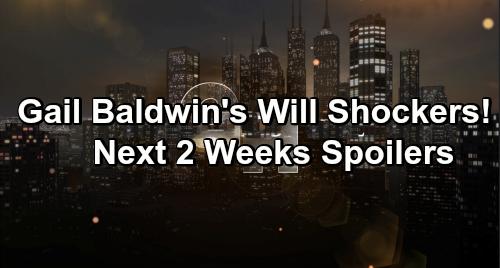 General Hospital Spoilers Next 2 Weeks: Peter Must Protect Maxie – Willow's Move Panics Julian – Gail Baldwin's Will Shockers