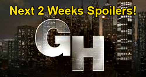 General Hospital Spoilers Next 2 Weeks: Carly Reacts to Sonny's Return – Maxie's Worst Peter Nightmare – Obrecht's New Ally