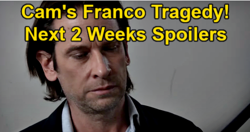 General Hospital Spoilers Next 2 Weeks: Chase Sees DNA Results – Cam's Franco Tragedy - Brando Grills Gladys – Jason's Discovery