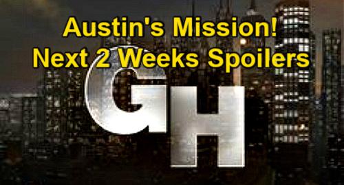 General Hospital Spoilers Next 2 Weeks: Michael's Heartbreak – Jason & Britt's Gym Encounter – Austin's Mission