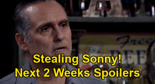 General Hospital Spoilers Next 2 Weeks: Nina Justifies Stealing Sonny - Ava's Next Spooky Message – Cameron Busted
