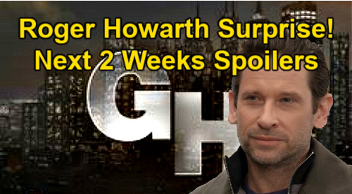 General Hospital Spoilers Next 2 Weeks: Roger Howarth Surprise - Carly's SOS Call – Peter's Nurse Panic – Cyrus Goes After Laura