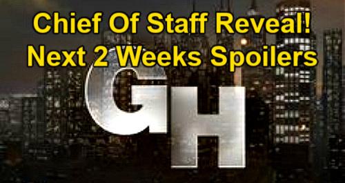 General Hospital Spoilers Next 2 Weeks: Sam Seeks Hayden Shooter, Shawn Free – Chief of Staff Reveal – Finn Finally Confesses