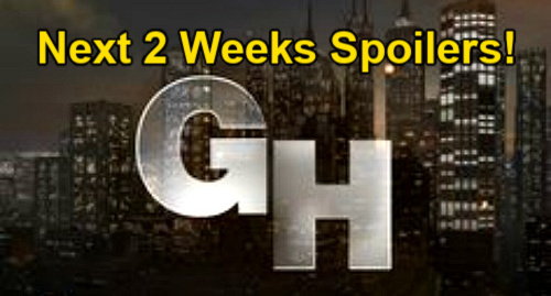 General Hospital Spoilers Next 2 Weeks: Sonny's Big Move – Surprise Return - Mob Attack Hits Carly & Jason Wedding