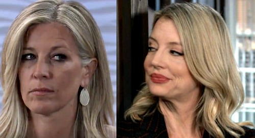 General Hospital Spoilers: Nina's Big Decision, Testifies For Nelle In Wiley's Custody Case - Carly & Sonny Her New Enemies?