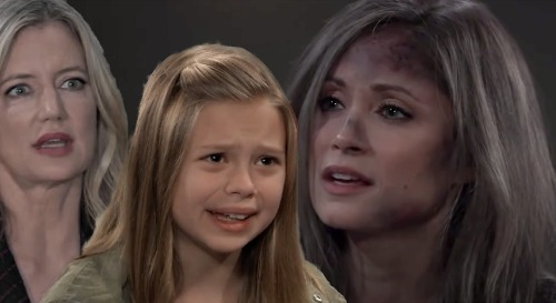 General Hospital Spoilers: Nina Steps Up for Charlotte After Lulu Tragedy – Helps Valentin Deal with Daughter's Despair