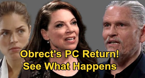 General Hospital Spoilers: Obrecht's Port Charles Return, Next Enemy Is Cyrus – See What Happens?