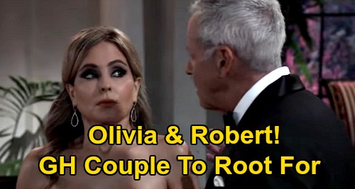 General Hospital Spoilers: Olivia & Robert Are GH Couple to Root For – Crumbling Ned Marriage Leads to Bright 'Rolivia' Future?
