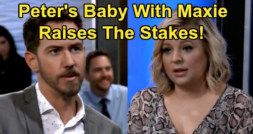General Hospital Spoilers: Peter's Baby with Maxie Raises the Stakes – Sinister Dad Will Anything to Preserve Family Future