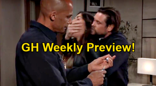 General Hospital Spoilers Preview: Week of May 3 – Nina's New Home - Carly Longs For Sonny – Jason's Chaotic Escape