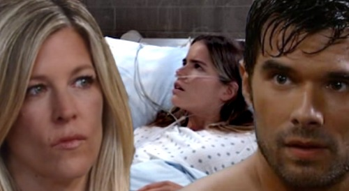 General Hospital Spoilers: Sasha's Overdose Exposes Fake Affair - Chase & Carly Fight Over Whether to Tell Michael the Truth?