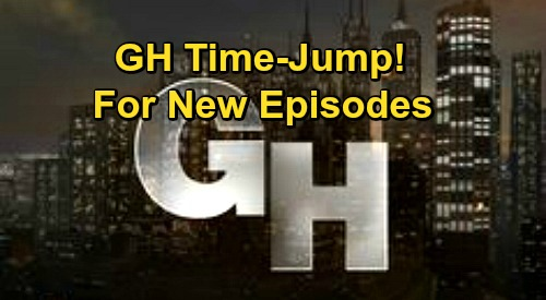 General Hospital Spoilers: Should GH Do a Time Jump On Show's New Episodes? – Tristan Rogers Asks Fans to Weigh In