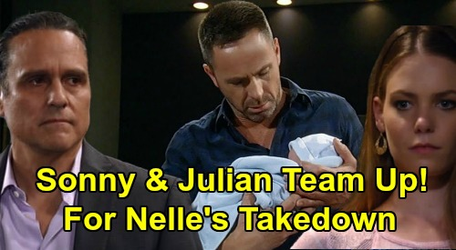 General Hospital Spoilers: Should Sonny & Julian Team Up for Nelle's Takedown – Enemies Become Allies for Wiley's Sake?