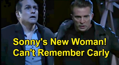 General Hospital Spoilers: Sonny's New Woman After Fall & Memory Loss - Can't Remember Carly or 'CarSon' Love?