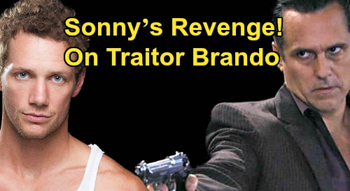 General Hospital Spoilers: Sonny's Revenge on Traitor Brando – Cyrus' Secret Helper Pays Price for Betrayal on New GH Episodes?