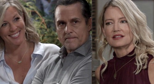 General Hospital Spoilers: Sonny Spies Nina's Pendant, Notices Similarity To Avery's Necklace - Nelle Connection Unravels?