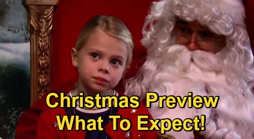 General Hospital Spoilers: Special Holiday Episode Preview – Christmas in Port Charles, What GH Fans Can Expect