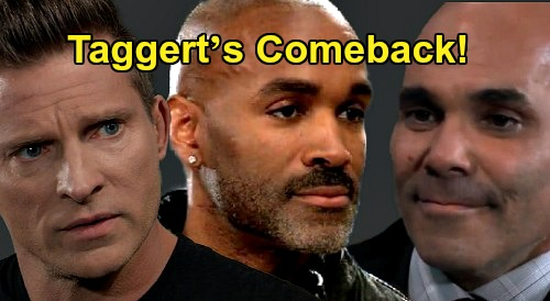 General Hospital Spoilers: Taggert's Comeback - Is He Alive & Who's In On It?