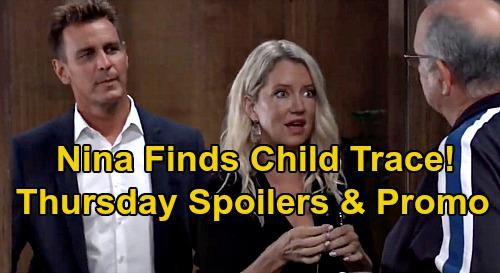 General Hospital Spoilers: Thursday, September 10 – Robert's Clue Holly Survived – Liz Warns Nik – Nina & Jax Child Answer Trip