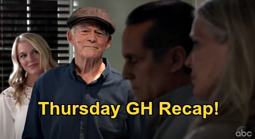 General Hospital Spoilers: Thursday, September 17 Recap - Courtney's Spirit Takes Mike - Ethan & Robert Team Up To Find Holly